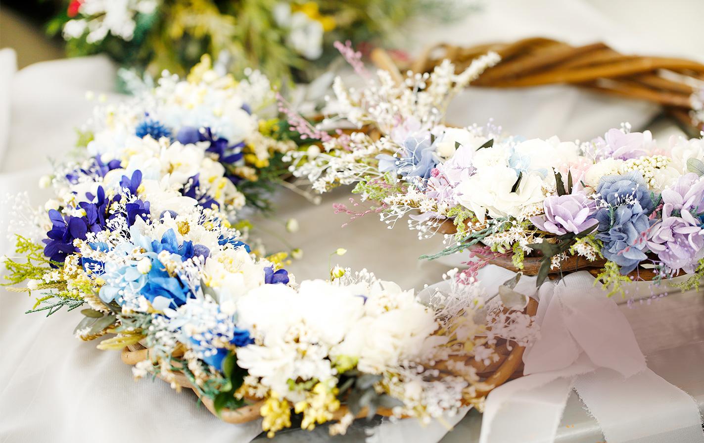 """""""一生もの""""のお花で 暮らしと記念日を彩ろう"""